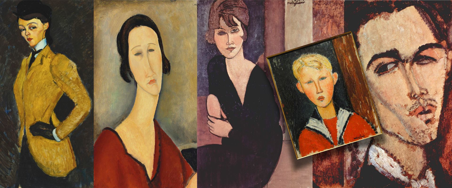 Amedeo Modigliani cover