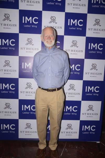 Dr Marshall Goldsmith, American author