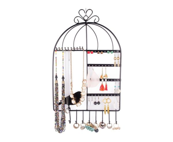 Iron Jewellery Display _ Organiser