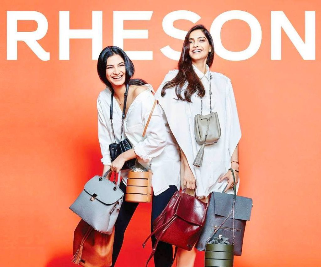 Rheson by Sonam Kapoor and her sister Rhea Kapoor