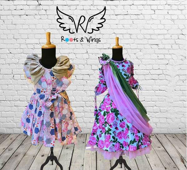 Cute outfits at Roots and Wings