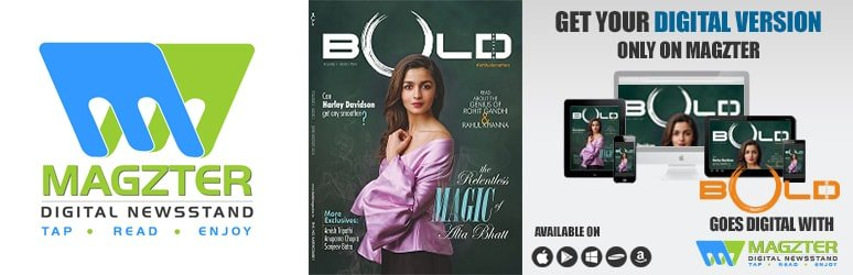 Bold Outline Available on Magzter Now !
