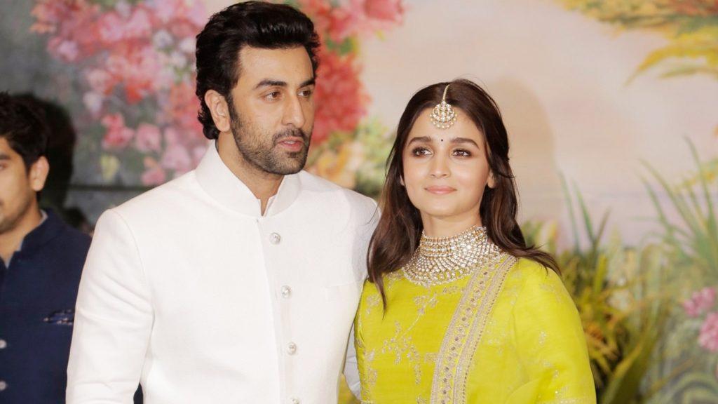 Ranbir with Alia Bhatt