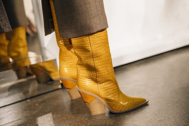 buy \u003e yellow fendi boots, Up to 73% OFF