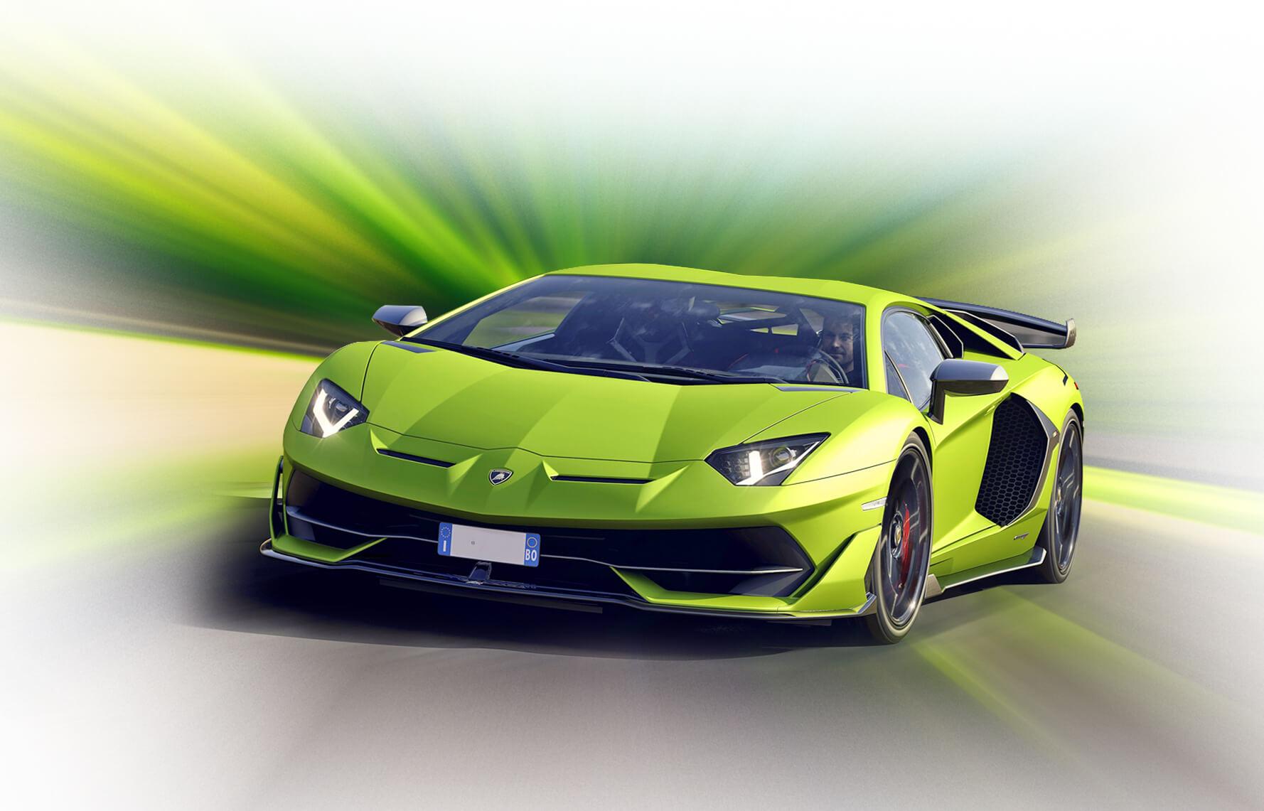 Lamborghini Aventador Svj A Brand New Chapter In Supercars Bold