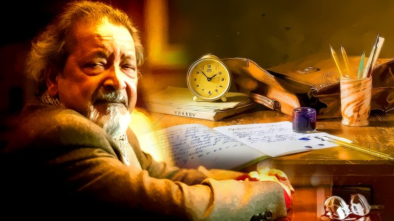 Remembering The Strong Voice of VS Naipaul - Bold Outline ...