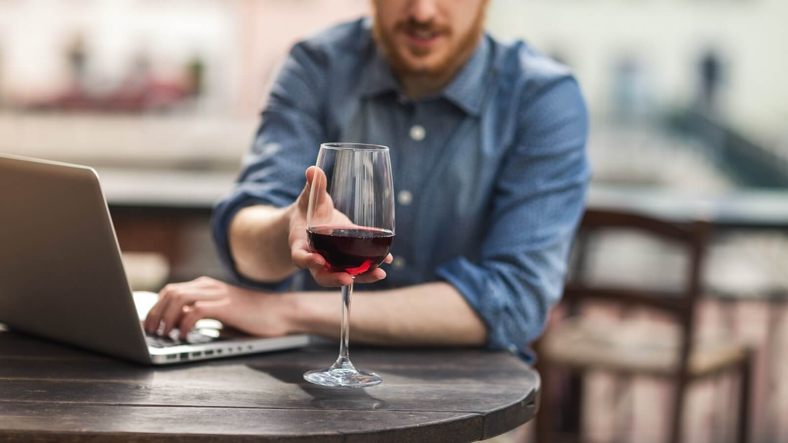 Lose Weight With Wine
