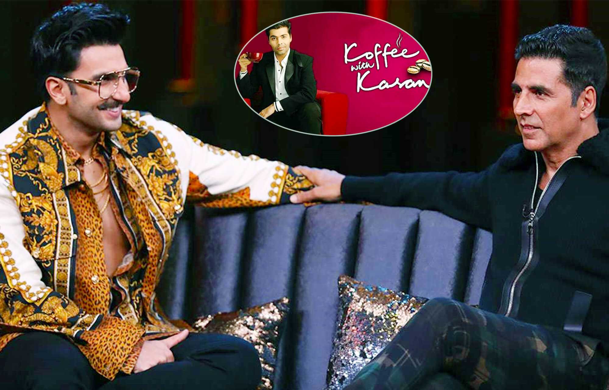 Koffee with Karan 6 cover pic