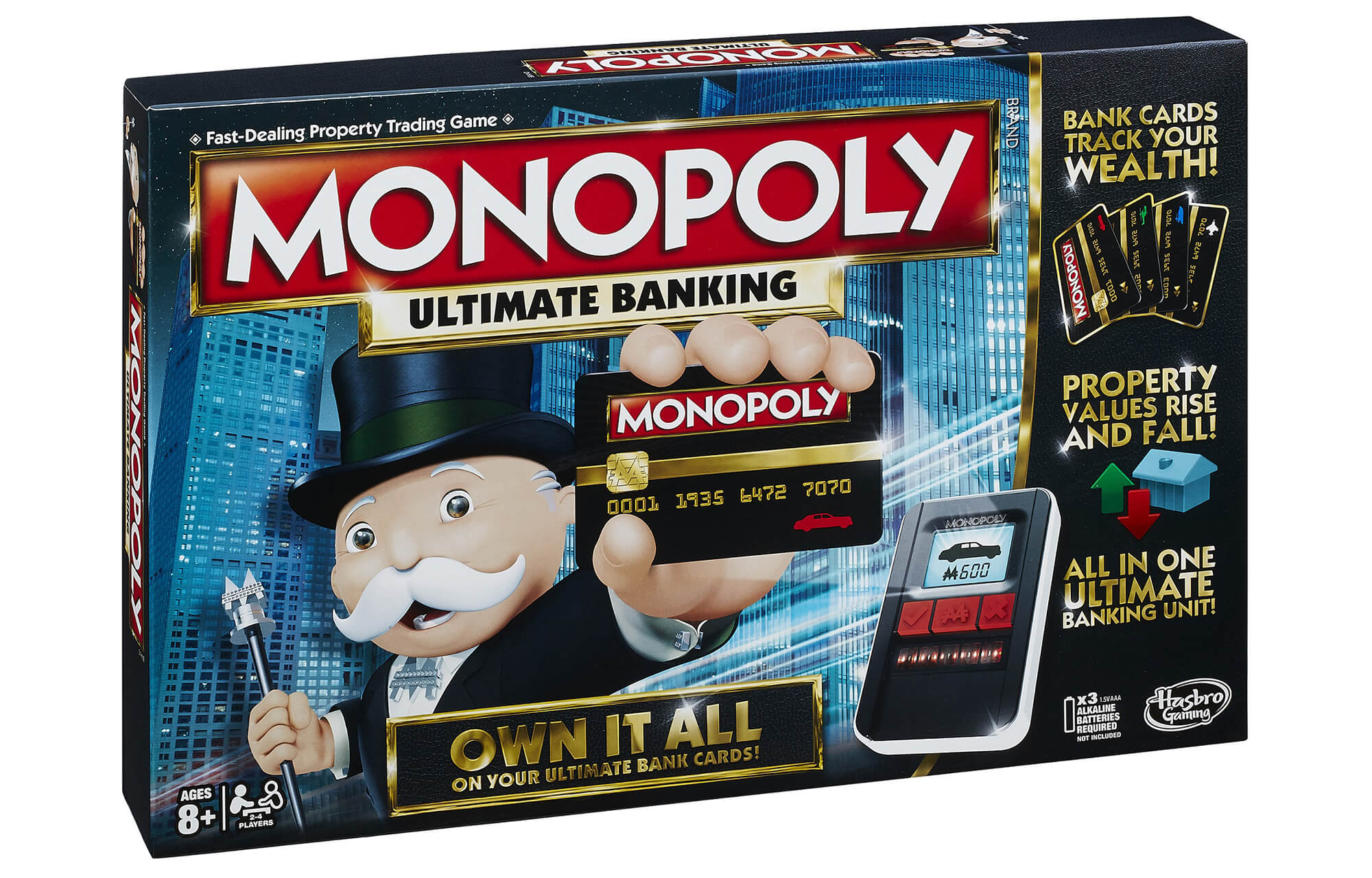 Monopoly Cheaters edition_Hasbro(3)