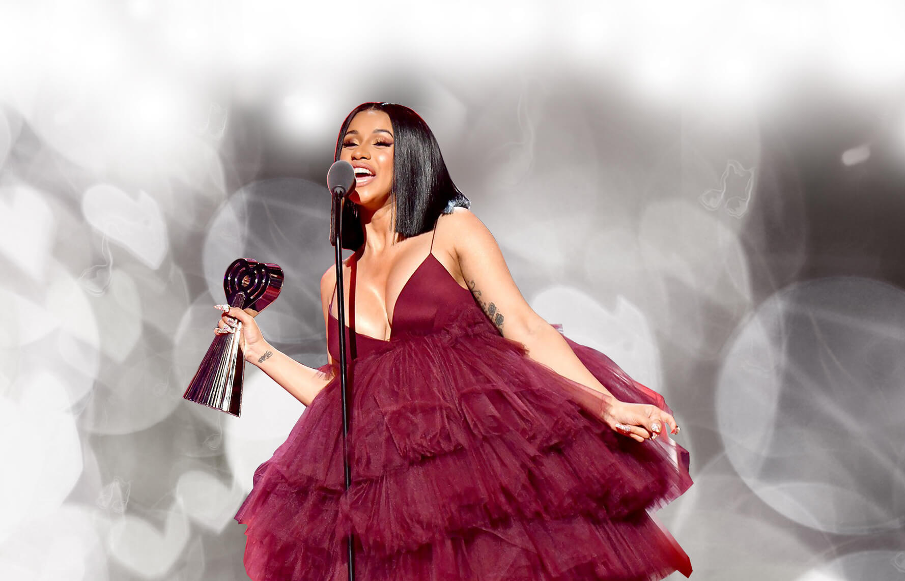 american music awards cover