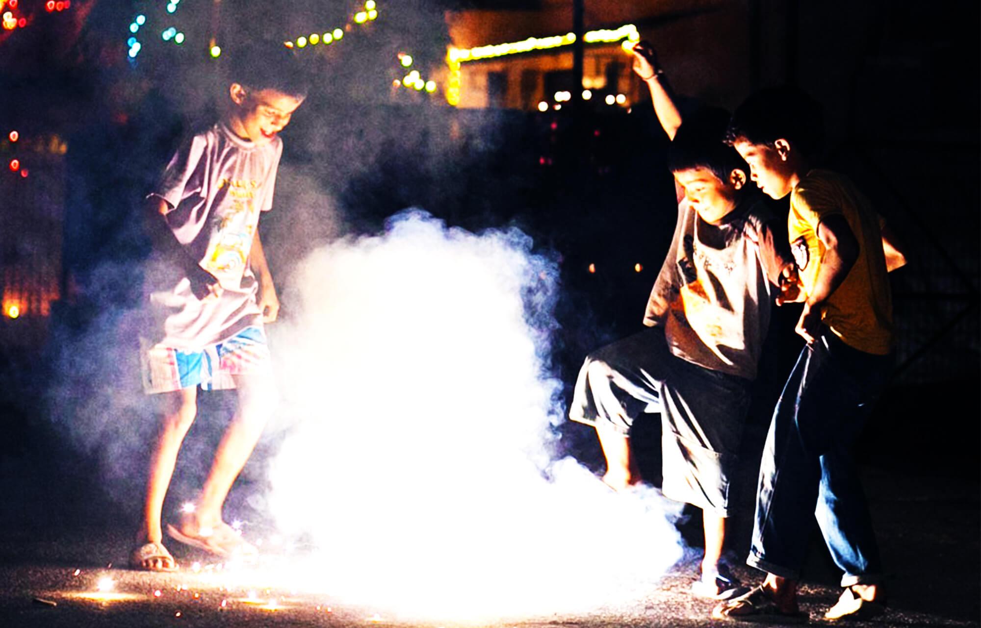 thain thain diwali cover