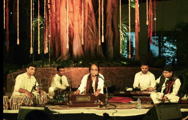 Venkatraman at Under the Banyan Tree Oct 2018 - 2