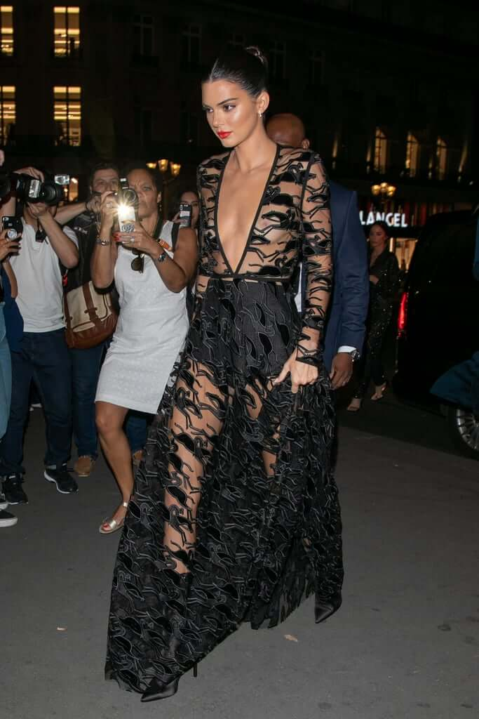 Download Kendall Jenner Red Carpet Style JPG