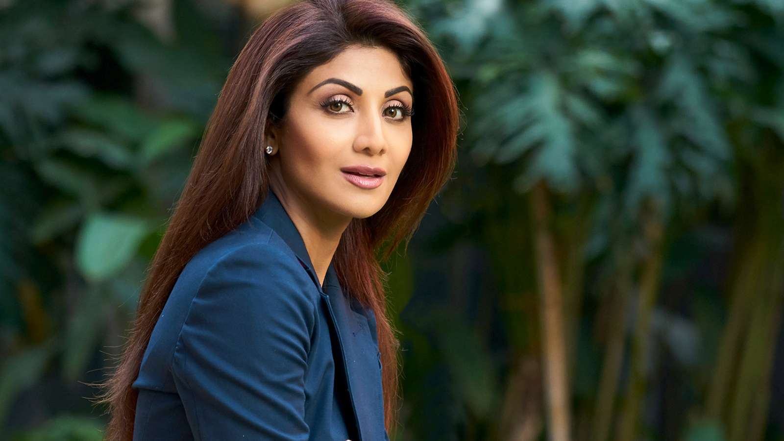 7 Designer Saris Shilpa Shetty Nailed It With Classiness -5901