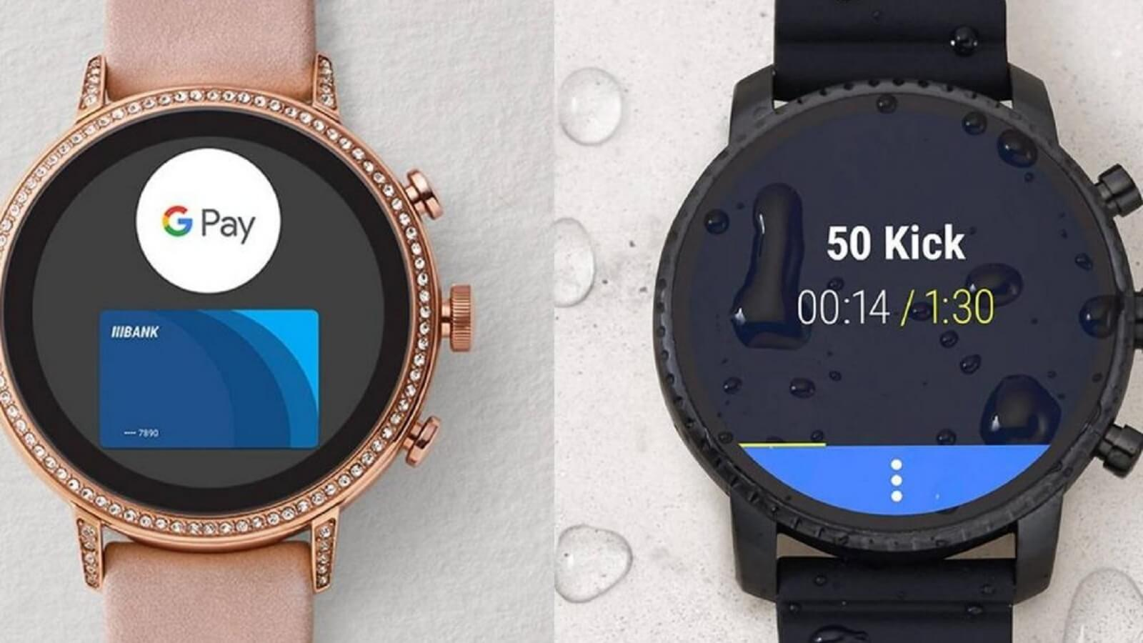 49d560cf2 Fossil Group brought seven Next-Gen touchscreen smartwatches under its six  brands to India on Monday, which is the brand's biggest ever launch in the  ...