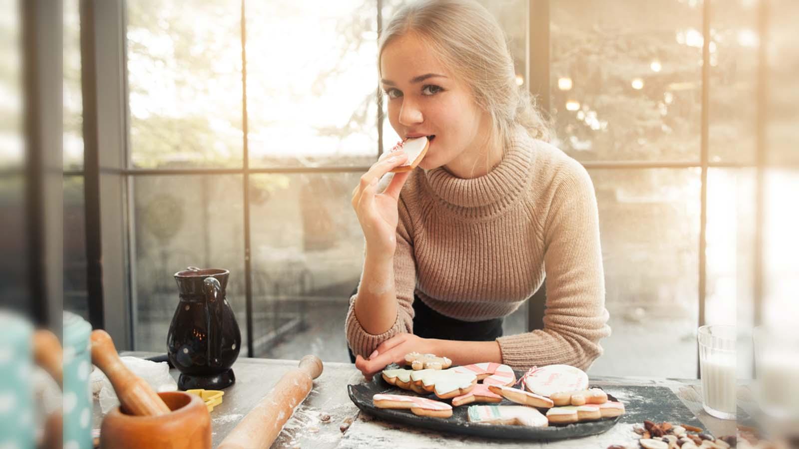 healthy winter food