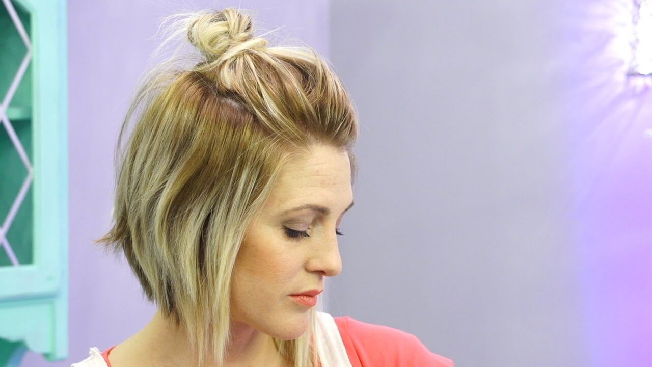 Hairstyle Tips Short Hair Can Look Cute With These Fun Hairstyles