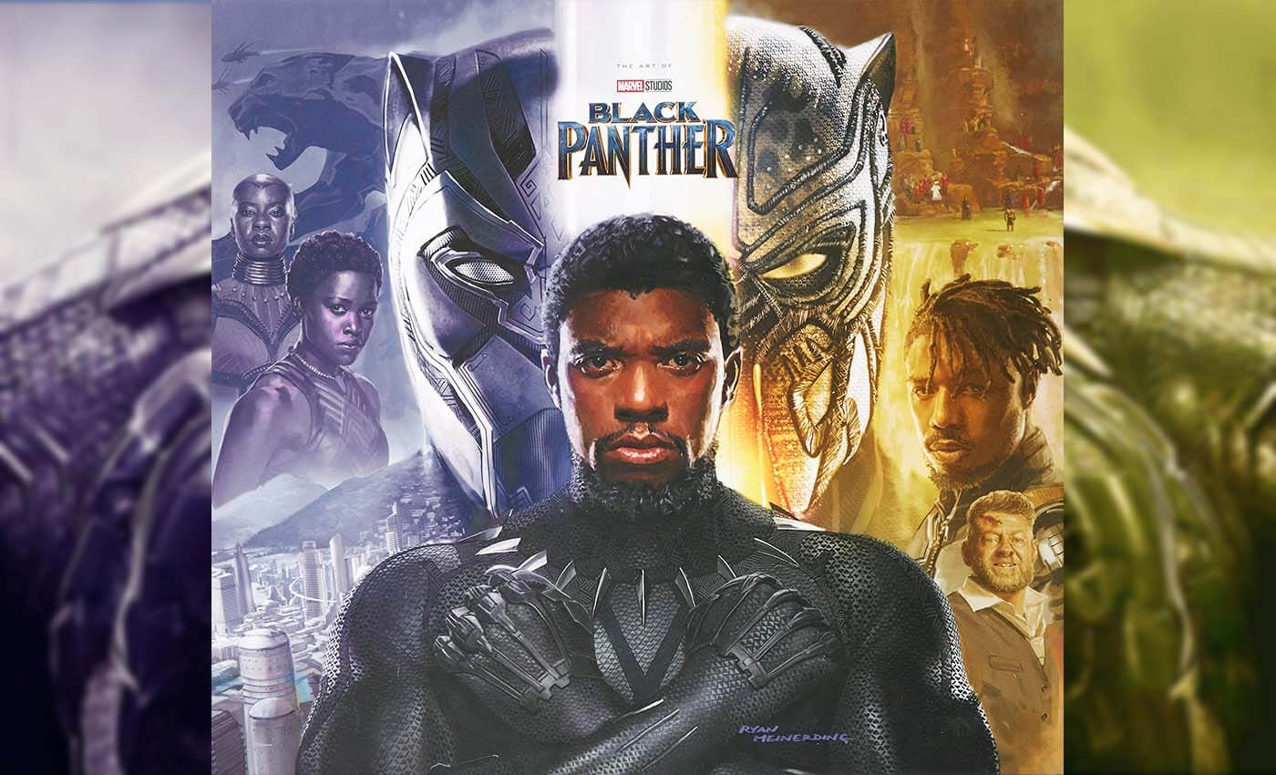 Black Panther Cover PIc