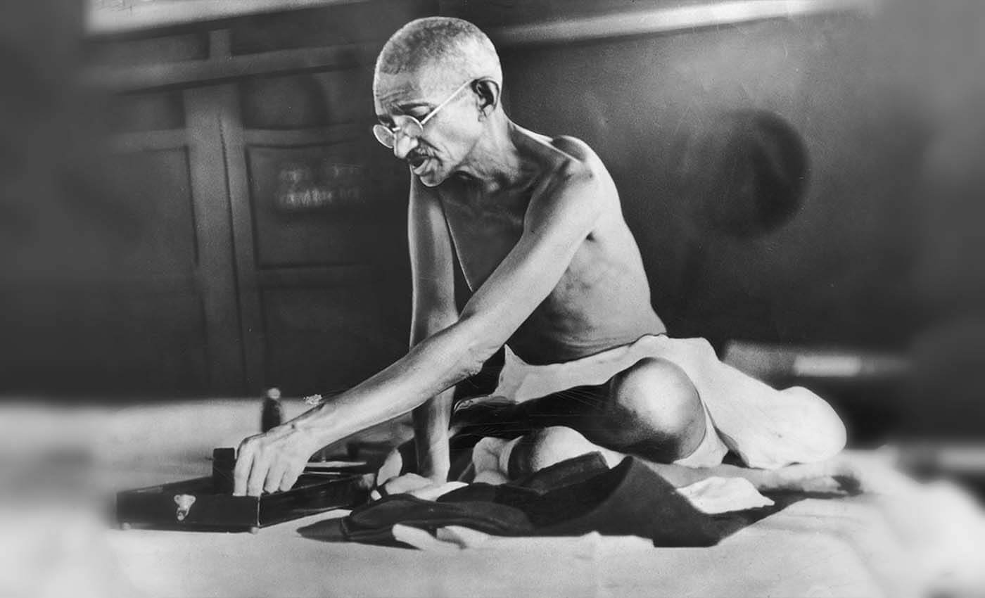 Father Of nation Gandhiji