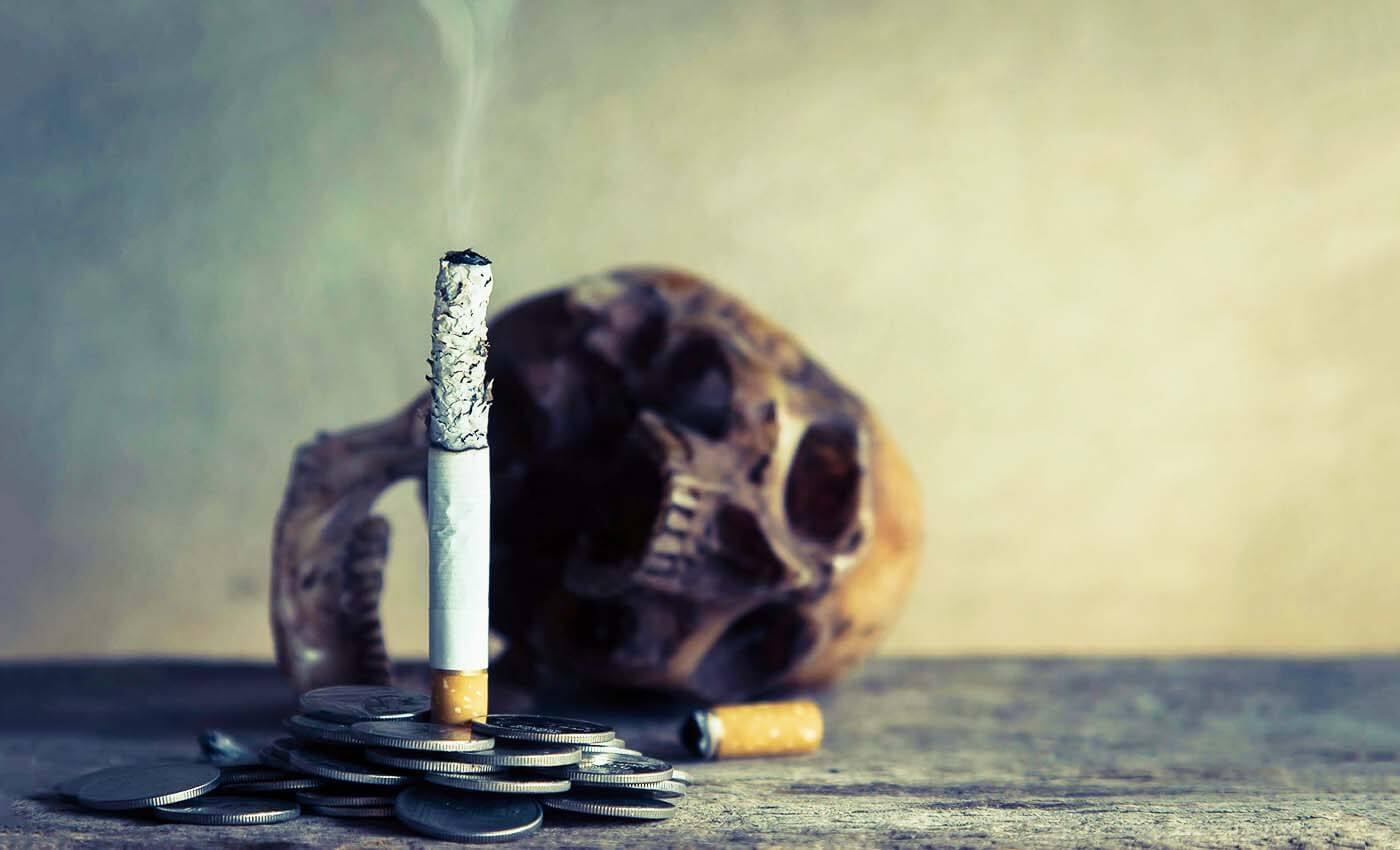 No smoking Cover pic