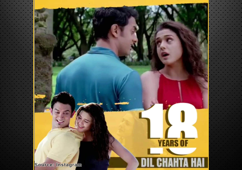 Dil Chahta Hai Clocks 18 Years Bollywood Movies Theatre