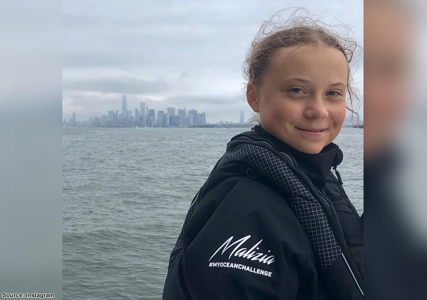 Swedish Teen Climate Activist Sails Into New York for UN Summit