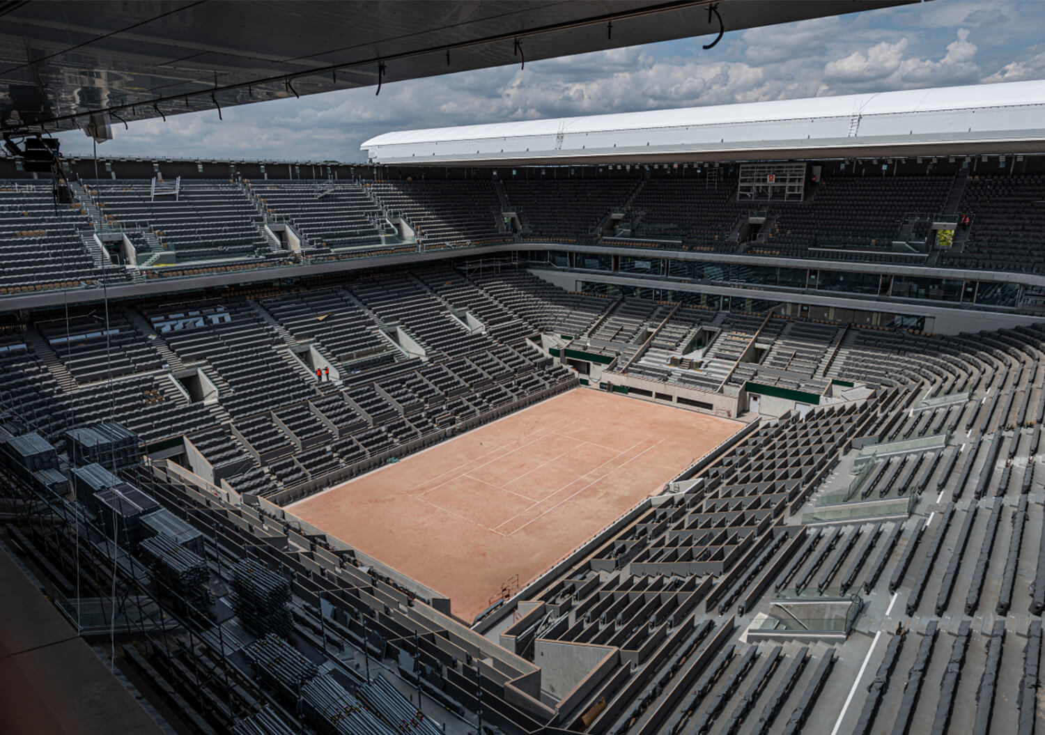 French Open to Allow Fans in Stands