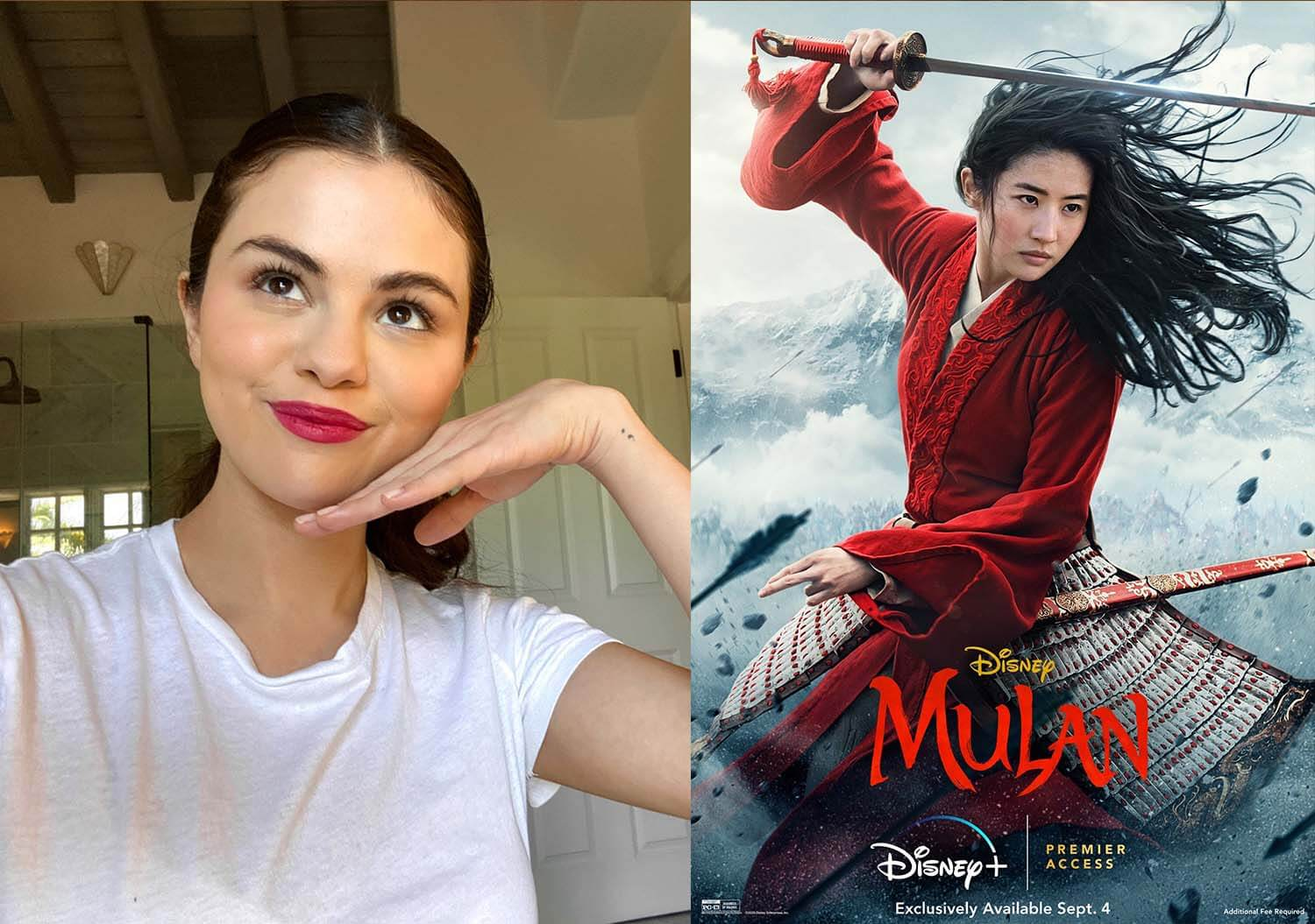 Action Mulan Secures Theatrical Release in China