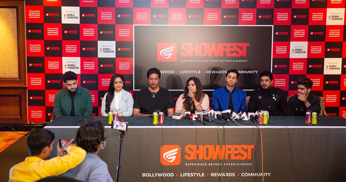 """boldoutline.in: """"SHOWFEST- EXPERIENCE BEYOND ENTERTAINMENT"""" UNVEILS THE """"FUTURE OF BOLLYWOOD LIVE ENTERTAINMENT"""" HEADLINED BY THE BIGGEST BOLLYWOOD STARS."""